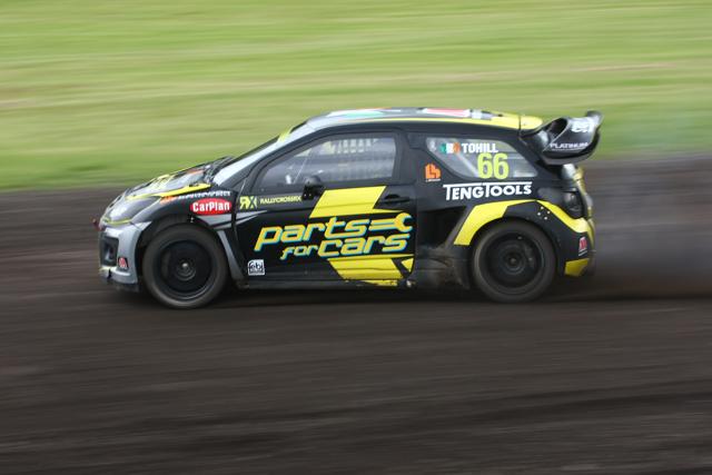 Derek Tohill - LD Motorsports