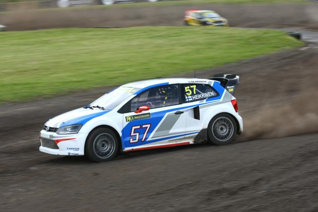 Toomas Heikkinen - Marklund Motorsport