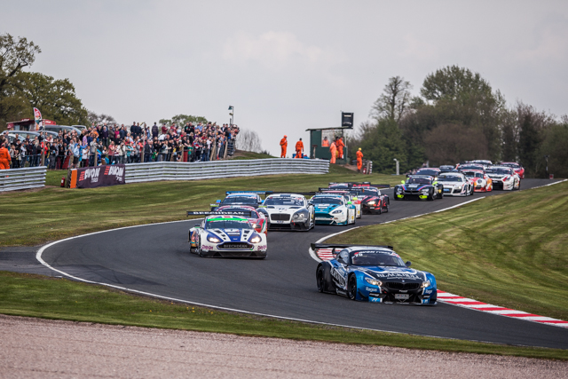 Ecurie Ecosse lead the championship into Silverstone (Credit: Tom Loomes)