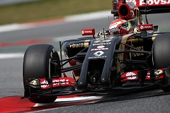 Photo Credit: Lotus F1 Team