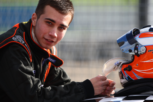 Bailey will return to the series for the Silverstone weekend (Credit: Jakob Ebrey Photography)