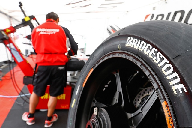 Bridgestone tyres - Photo Credit: MotoGP.com
