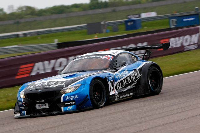 The Ecurie Ecosse pairing lead the championship after two weekends (Credit: Jakob Ebrey Photography)