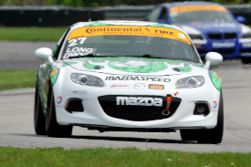 Freedom Autosport, Lime Rock, (Courtesy of IMSA)