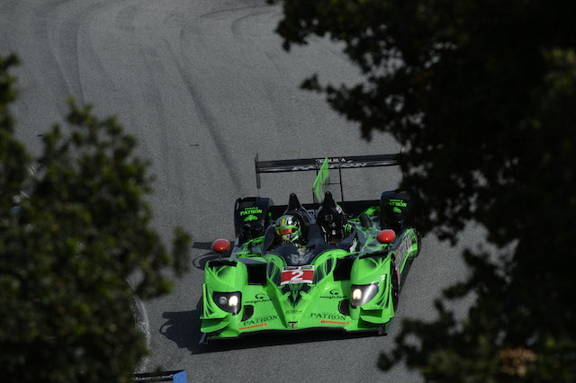 Extreme Speed Motorsports cars were first and third in the session (Courtesy of IMSA)