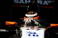 Photo Credit: Sahara Force India