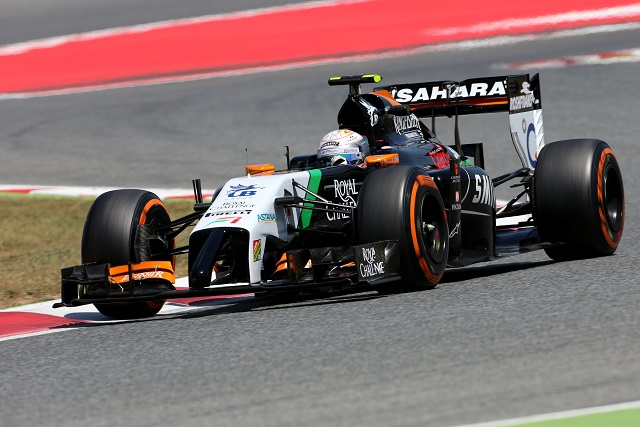 Daniel Juncadella - Photo Credit: Sahara Force India