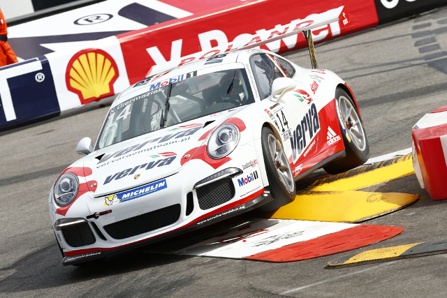 Kuba Giermaziak (Credit: Porsche AG)