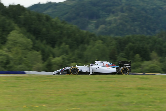 Valtteri Bottas - Photo Credit: Octane Photographic