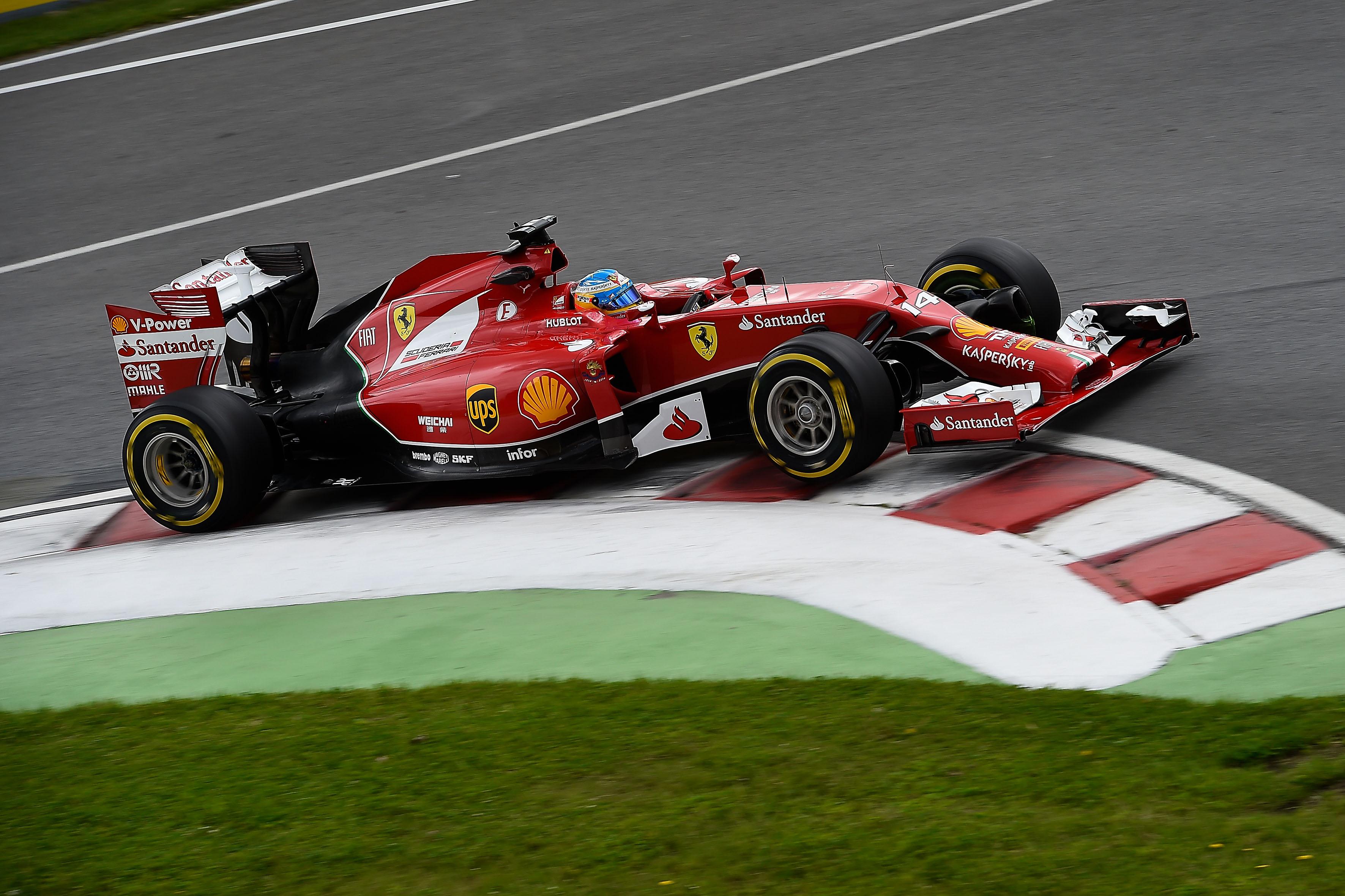 F1 Reader - Fernando Alonso: \