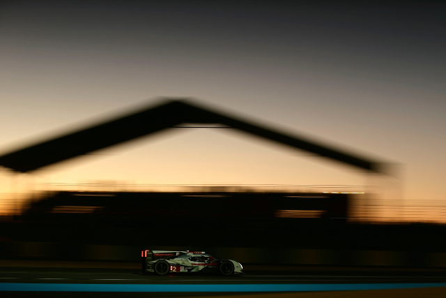 2014 24 Hours of Le Mans (Image Credit: Audi Motorsport)