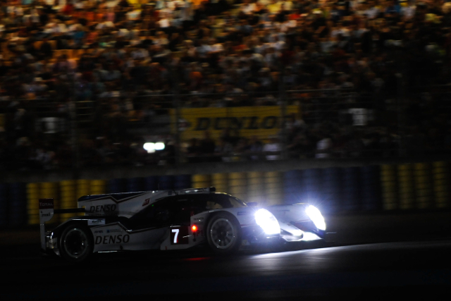 2014 24 Hours of Le Mans (Credit: Arnaud Cornilleau)