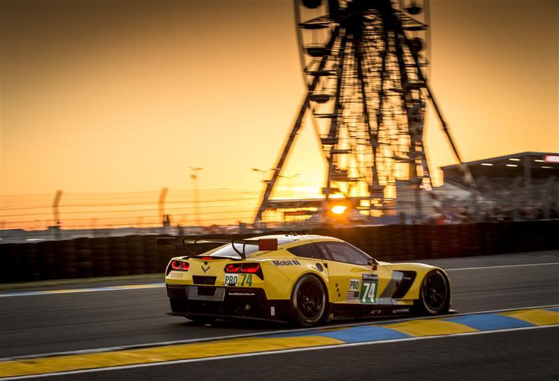 2014 24 Hours of Le Mans (Rolex/Jad Sherif)