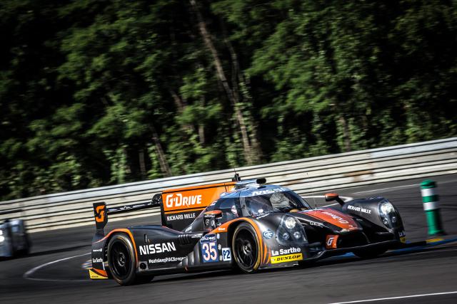 2014 24 Hours of Le Mans (Credit: Gabi Tomescu/Adrenal Media)