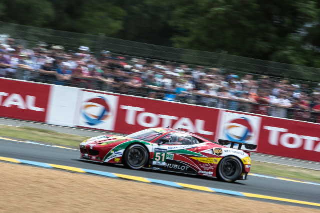 2014 24 Hours of Le Mans (Image Credit: Gabi Tomescu/Adrenal Media)
