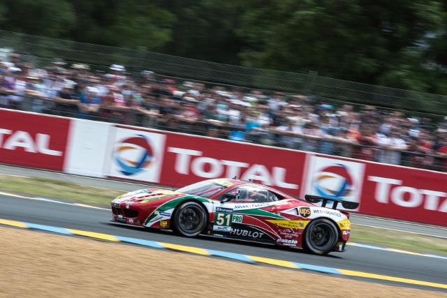 2014 24 Hours of Le Mans (Image Credit: Gabi Tomescu/Adrenal Media)