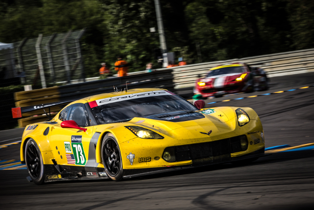 2014 24 Hours of Le Mans (Credit: Gabi Tomescu/Adrenal Media)