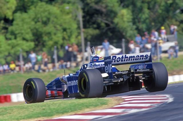 1996 Argentinian Grand Prix