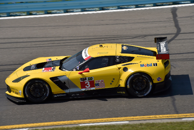 Corvette Racing's Magnussen and Garcia won a third consecutive race in GTLM (Courtesy of IMSA)