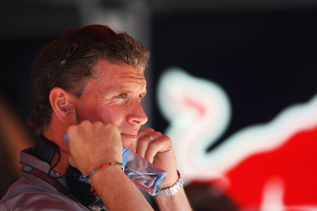 David Coulthard - Red Bull
