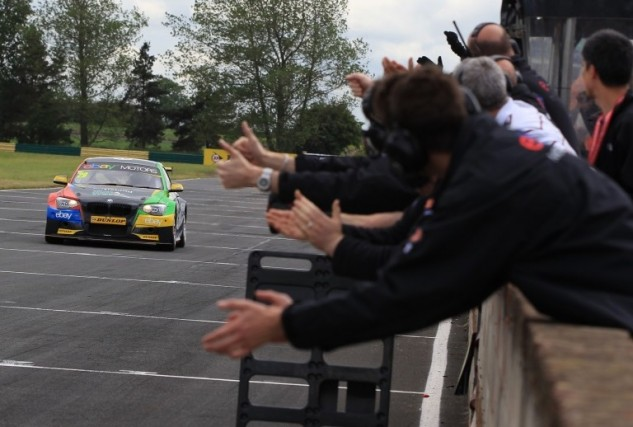 Turkington won twice here last year (Photo: btcc.net)