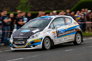 Pearson Took The BRC RallyTwo Honours - Credit: Craig McAllister/www.cmc-images.com