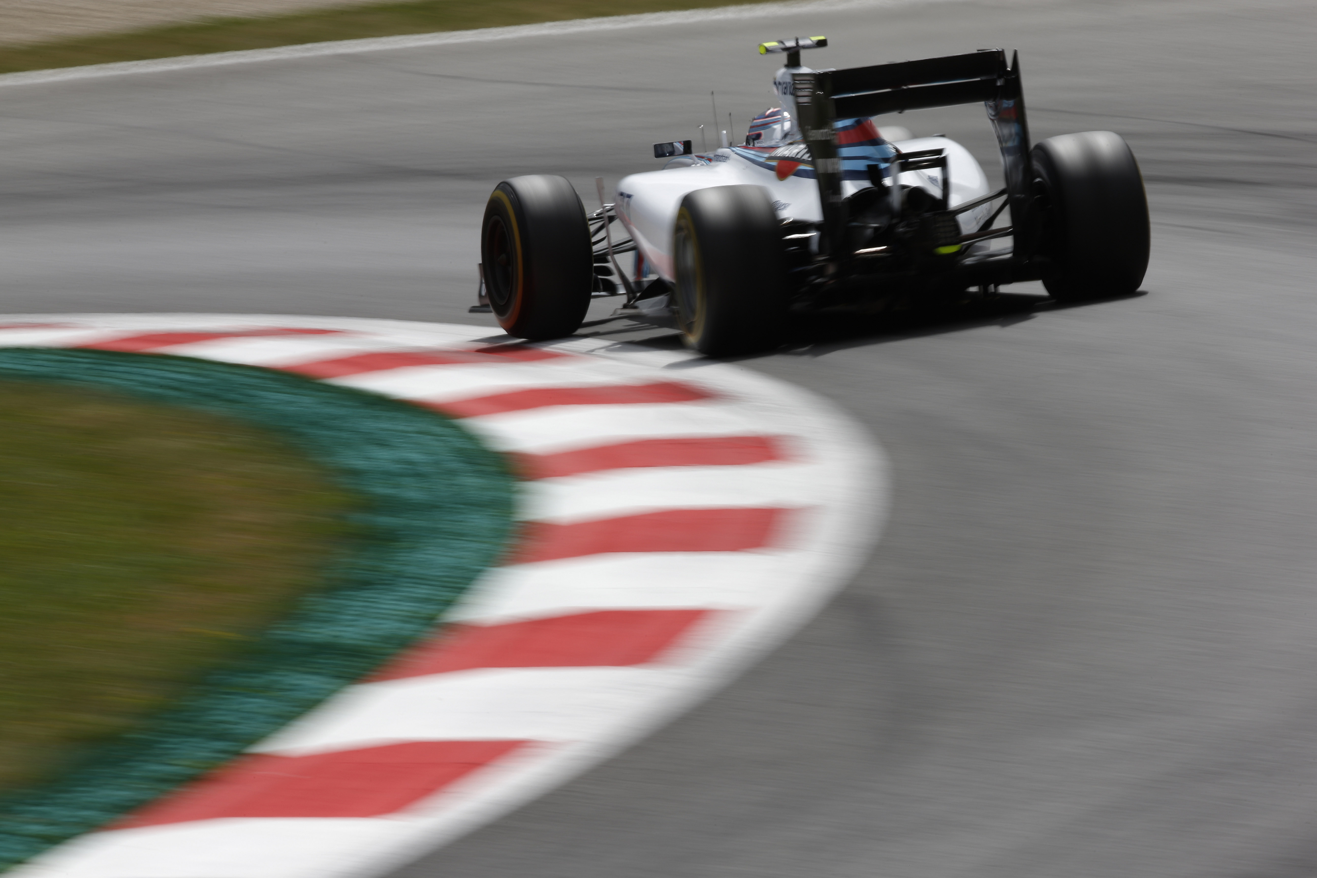 Red Bull Ring, Spielberg, Austria.Friday 20 June 2014.Felipe Massa, Williams FW36 Mercedes.World Copyright: Charles Coates/LAT Photographic.ref: Digital Image _J5R8245