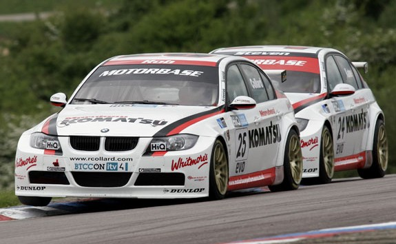 Motorbase are weighing up a return to BMW machinery for 2015 (Photo: PSP Images)