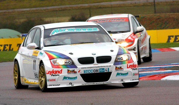 Steven Kane took Bartrum's favourite win at Thruxton 2010 (Photo: PSP Images)