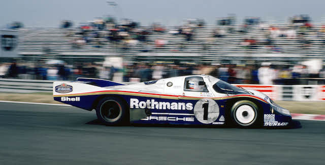 The Porsche 956 and the 962 that followed it can still inspire Fever to this day (Credit: Porsche)
