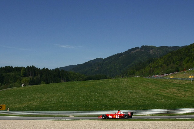 One of Formula One's most picturesque venues returns this weekend (Photo Credit: Ferrari)