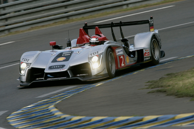 With the R15 Audi's veil if invincibility slipped (Credit: Audi Motorsport)