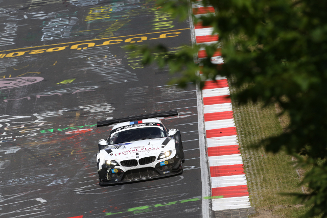 The #20 team recorded BMW 's best result around the 'ring (Credit: BMW Motorsport)