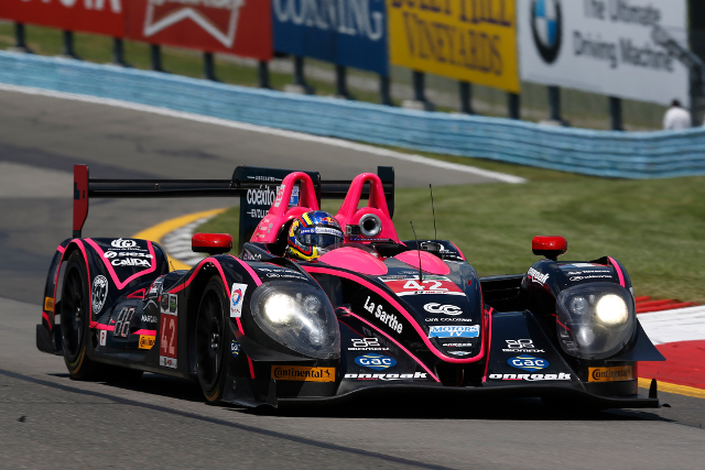 Alex Brundle gave OAK Racing their first TUDOR Championship pole position (Courtesy of IMSA)