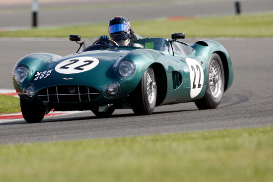 The DBR1 gave Aston Martin their only overall Le Mans victory to date (Credit: Jakob Ebrey Photography)