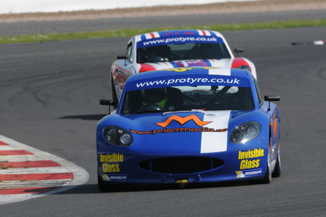 Firth added another pair of top 10s to his maiden GT5 campaign (Credit: Jakob Ebrey Photography)