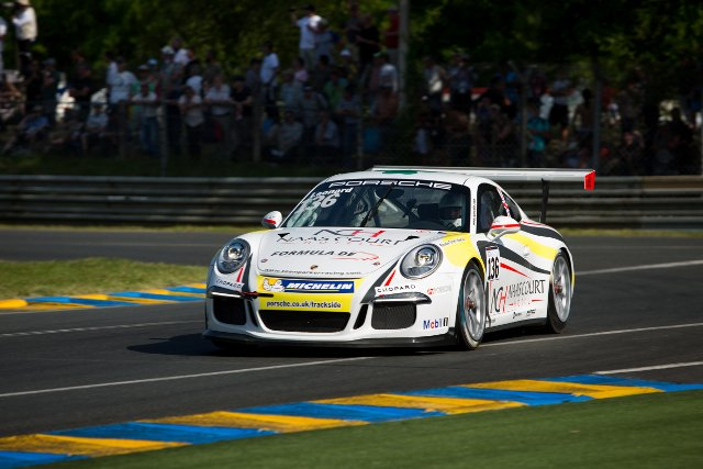 Karl Leonard will lead the British Pro-Am 1 class at the start (Credit: Alexis Goure Photographe)