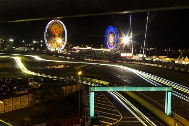 2014 24 Hours of Le Mans (Credit: Rolex/Jad Sherif)