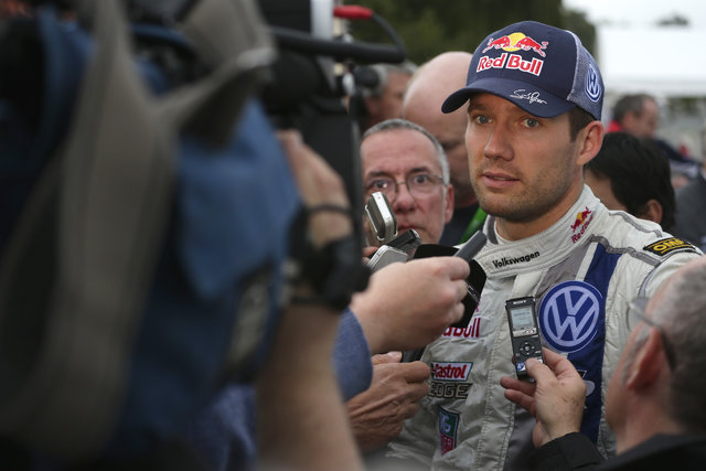 Can Ogier hit back at Latvala in Italy? (Credit: VW Motorsport)