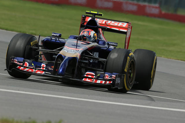 Kvyat rued missed track time due to technical problems