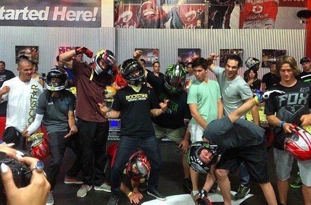 X Games - Rallycross