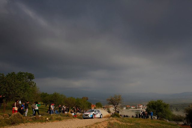 Breen stormed to first win in ERC (Photo credit: FIA ERC)