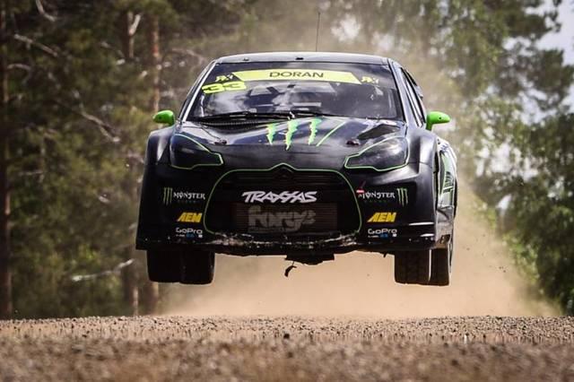 Liam Doran - Monster Energy World Rallycross Team