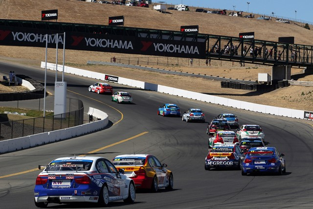 Sonoma - Photo Credit: FIA WTCC
