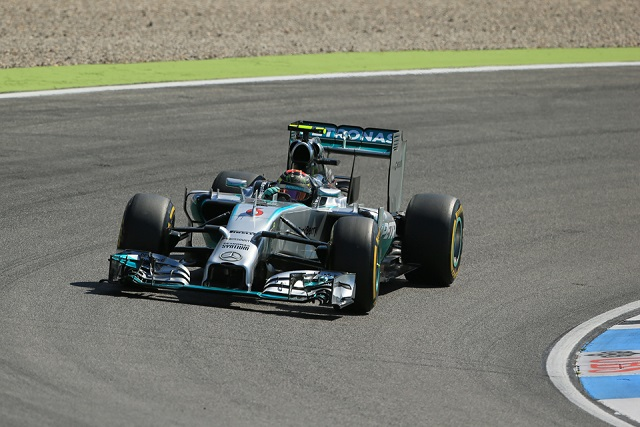 Nico Rosberg - Photo Credit: Octane Photgraphic
