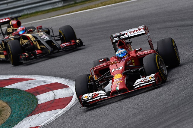 Fernando Alonso (Photo Credit: Ferrari)