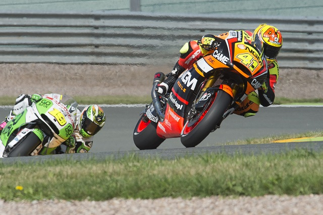 Aleix Espargaro - Photo Credit: NGM Forward Racing