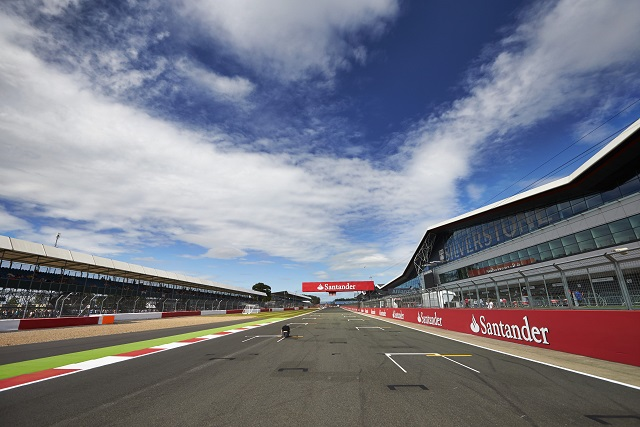 Silverstone - Photo Credit: Mercedes