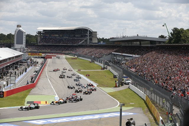 Hockenheim - Photo Credit: Mercedes