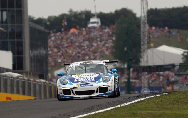 Porsche Mobil 1 Cup Hungaroring, Budapest 25-27 July 2014